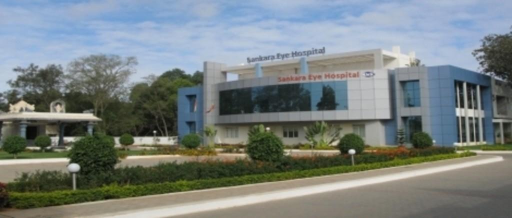 Sankara Eye Hospital: Geuder AG